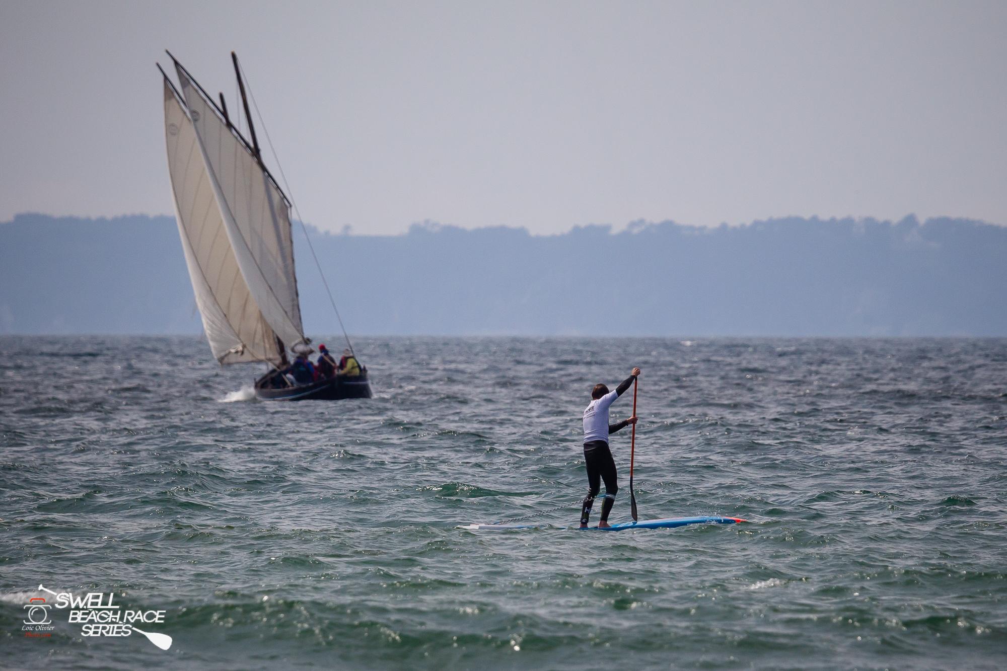 Swell Beach Race Pors Ar Vag